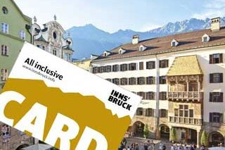 """Innsbruck Card"" 3 Tages-Package"